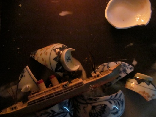 Shipping News by Rosemarie Selow